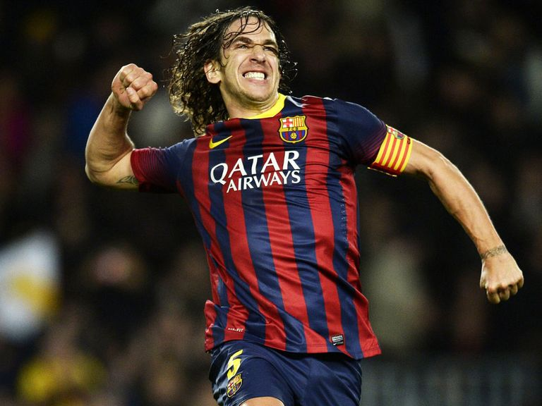 Carles Puyol: New role with Barcelona
