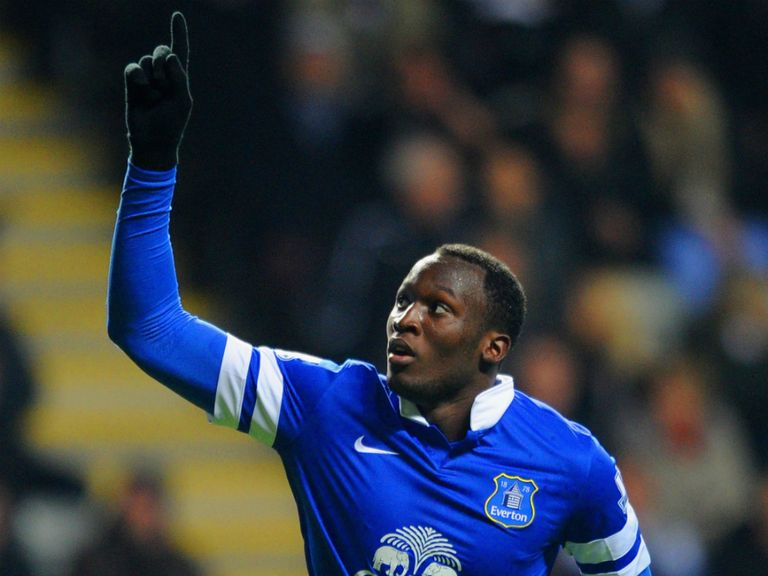 Romelu Lukaku: Admits it has been a 'special' season with Everton