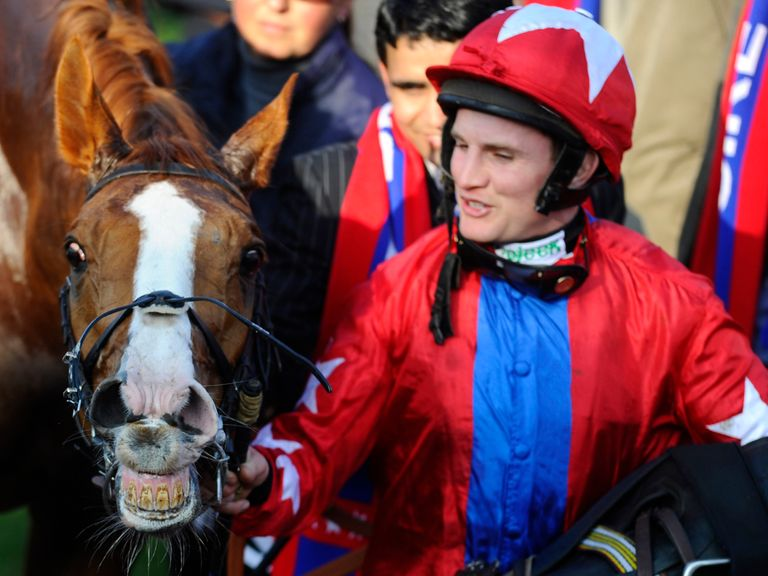 Sire De Grugy: Great chance for another win