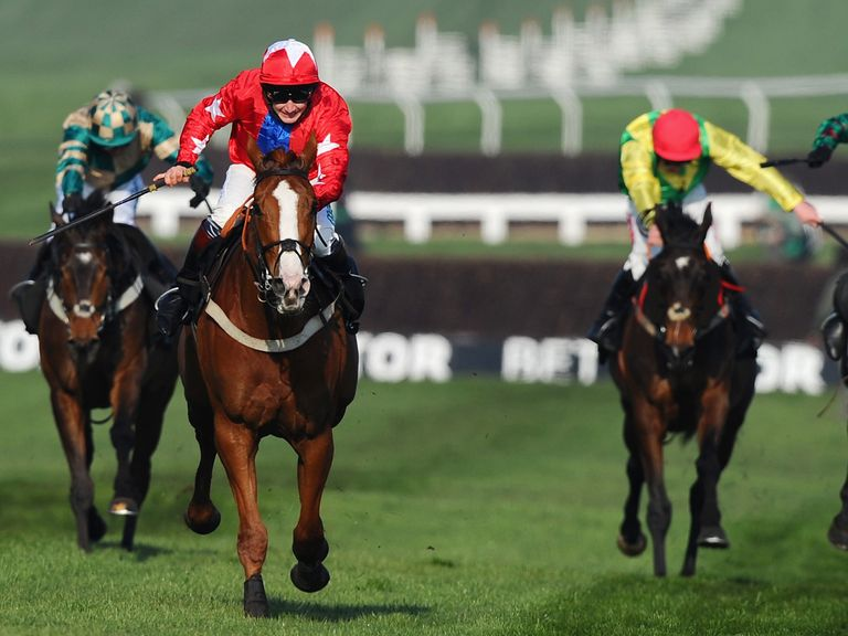 Sire De Grugy is a best of 4/1 to win the Champion Chase again in 2015