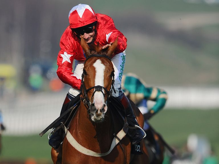 Sire De Grugy: Aintree and Punchestown ruled out