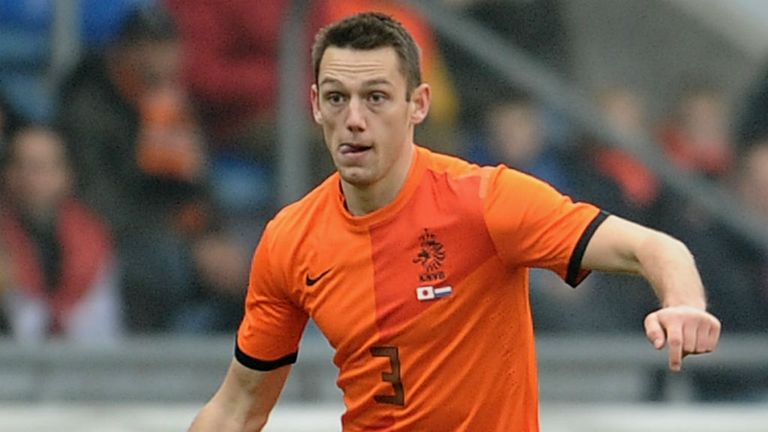Stefan de Vrij: Linked with Lazio