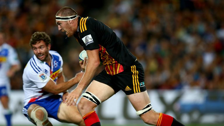 Brodie Retallick: Is expecting a massive match