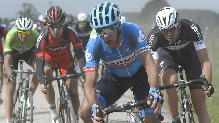 David Millar will ride his final Tour de France next month