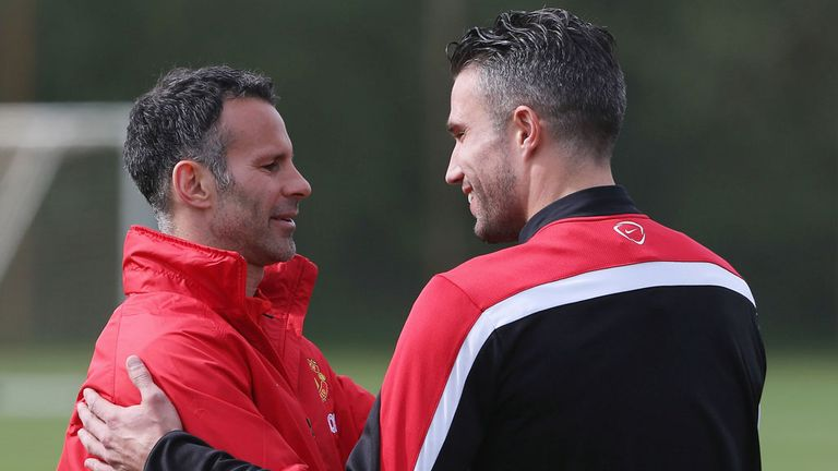 Robin van Persie: Returned to training last week