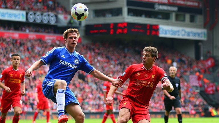 Tomas Kalas: Helped to keep a clean sheet on his Premier League bow