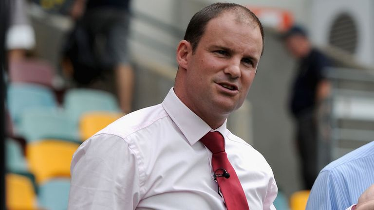Andrew Strauss joins the board of his former county Middlesex