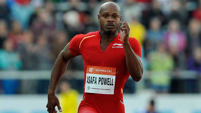 Asafa Powell: End of the road for former world record holder?