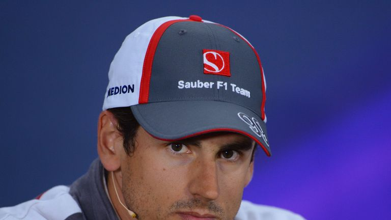 Adrian Sutil: Didn't eat for two days