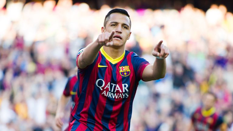 Alexis Sanchez: Barcelona forward is not for sale
