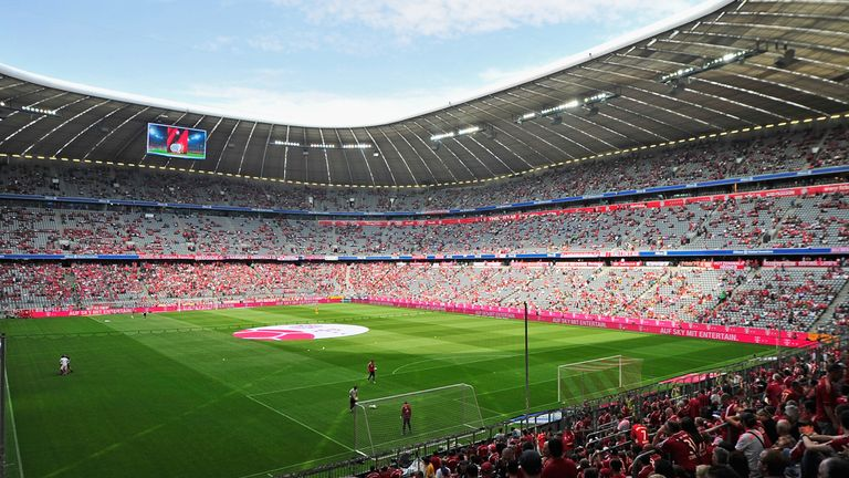 Munich's Allianz Arena