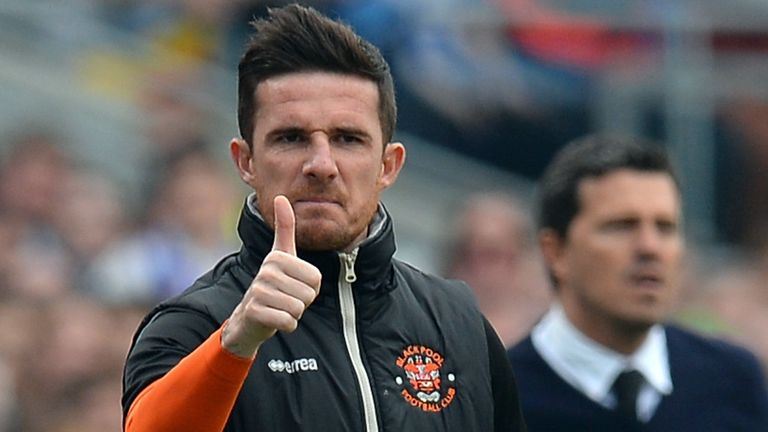 Barry Ferguson: Backs his Blackpool charges