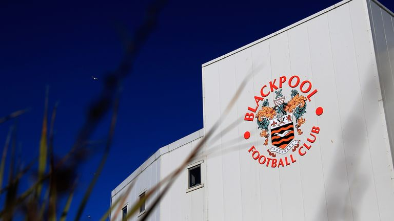 Blackpool: Facing huge problems ahead of new season