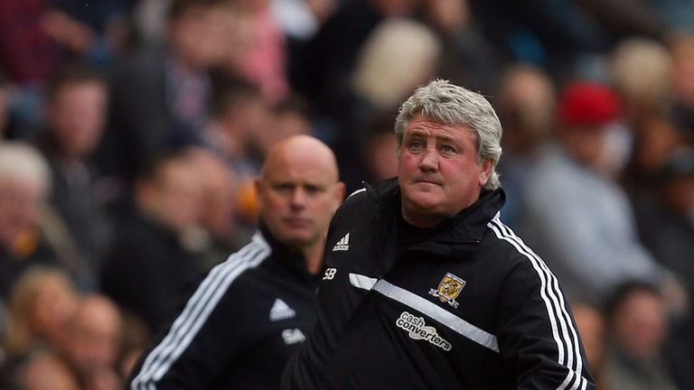 Steve Bruce: Has Hull City upwardly mobile and ready for Wembley
