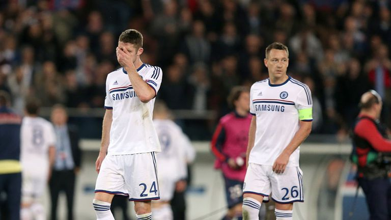 Cahill and Terry: defence need a good night if Chelsea are to progress, says Souness