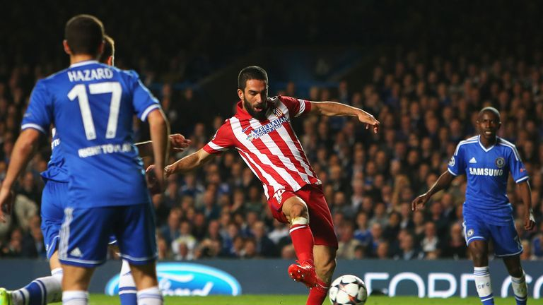 Hazard was an attacking threat for Chelsea but his failure to track Juanfran proved costly