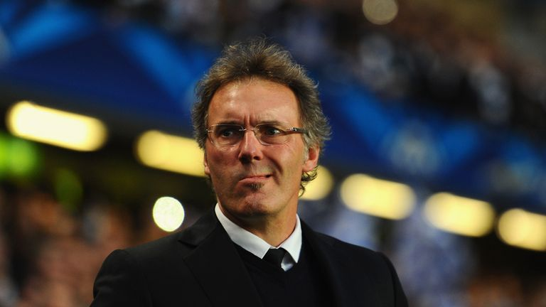 Laurent Blanc: Regretted PSG'ss missed opportunities at Stamford Bridge