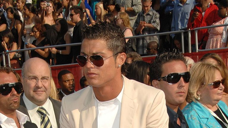 Ronaldo, like Lampard, has been a poster boy of football in the 21st Century