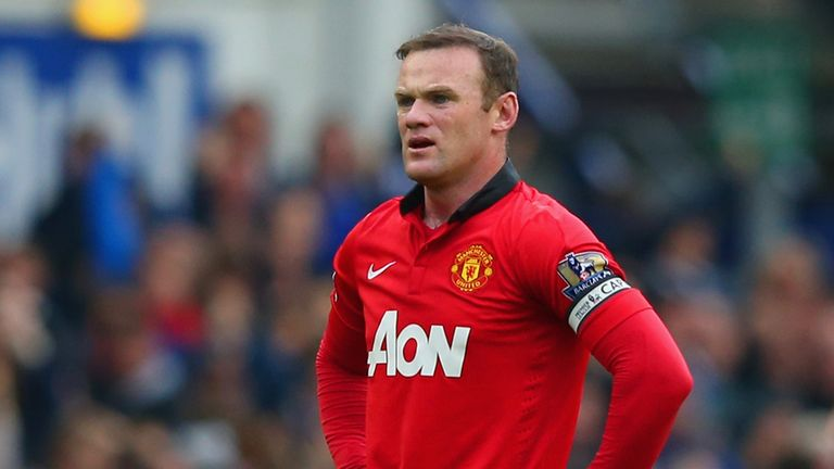 Wayne Rooney: Struggling to overcome a groin injury