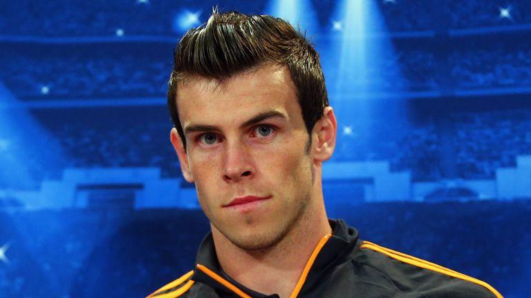 Gareth Bale: Wales international left Tottenham for Real Madrid last summer