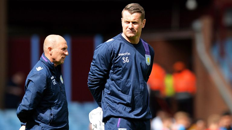 Shay Given: Goalkeeper wants to play despite his coaching role at Aston Villa