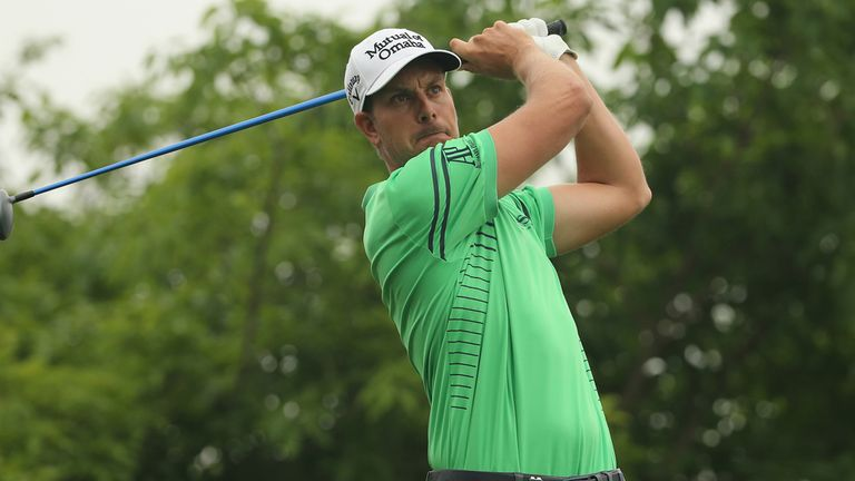Henrik Stenson: Playing down battle for No 1