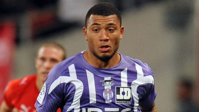 Kazim-Richards: Guilty of homophobic gesture