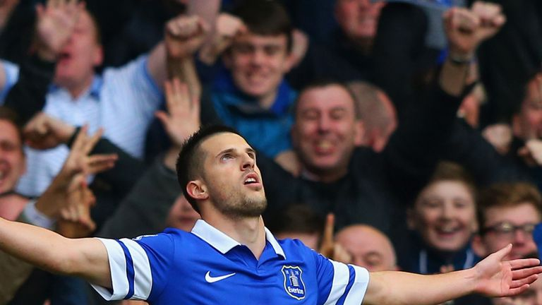 Kevin Mirallas: Everton win will be ready for the World Cup