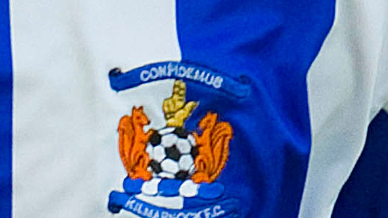 Kilmarnock: The club are alleged to have forged a player's signature