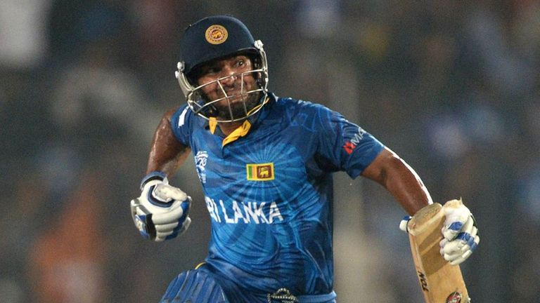 Kumar Sangakkara: The World T20 winner will join Durham