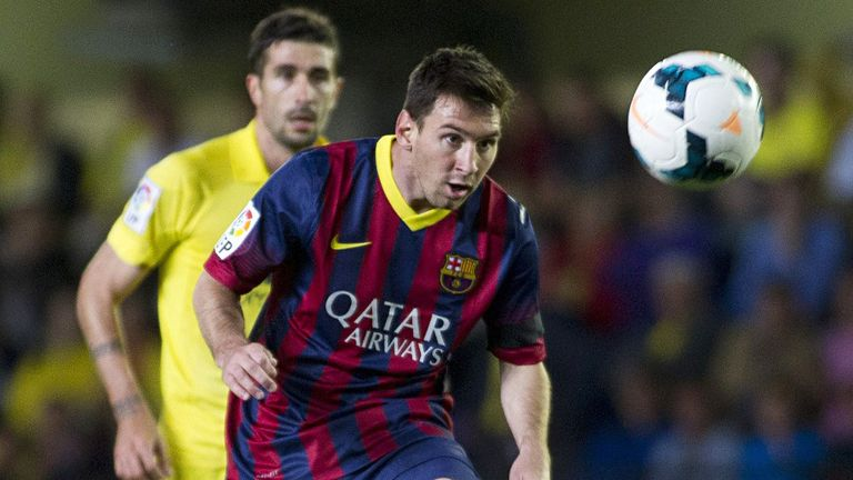 Lionel Messi: Says Barca have a chance