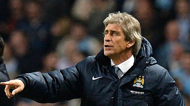 Manuel Pellegrini: We have to beat Villa