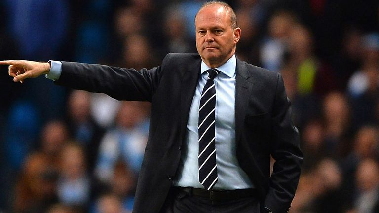 Pepe Mel is hoping to guide West Brom to Premier League survival