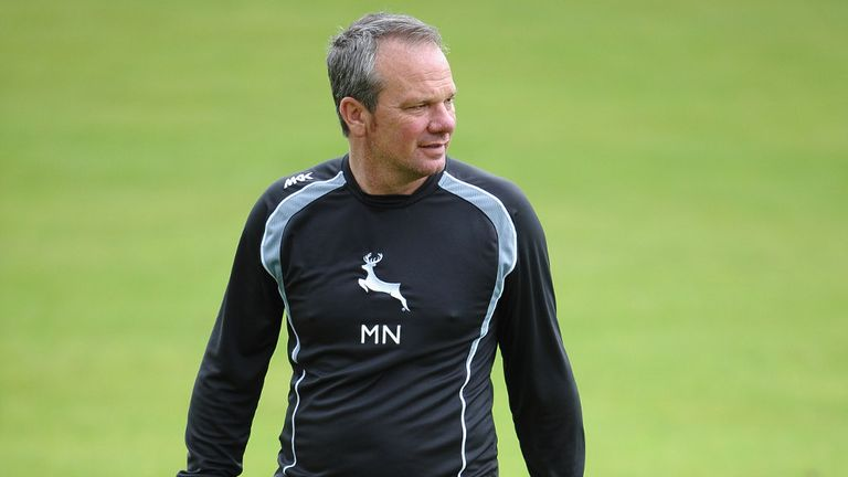 Mick Newell: New England selector in place of Ashley Giles