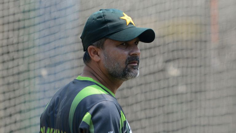 Moin Khan: Was head coach for Asia Cup and World Twenty20