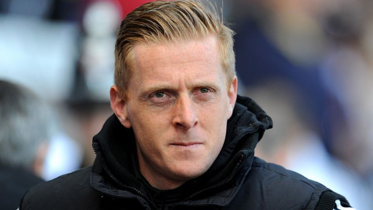 Garry Monk: Set to be named Swansea's permanent manager