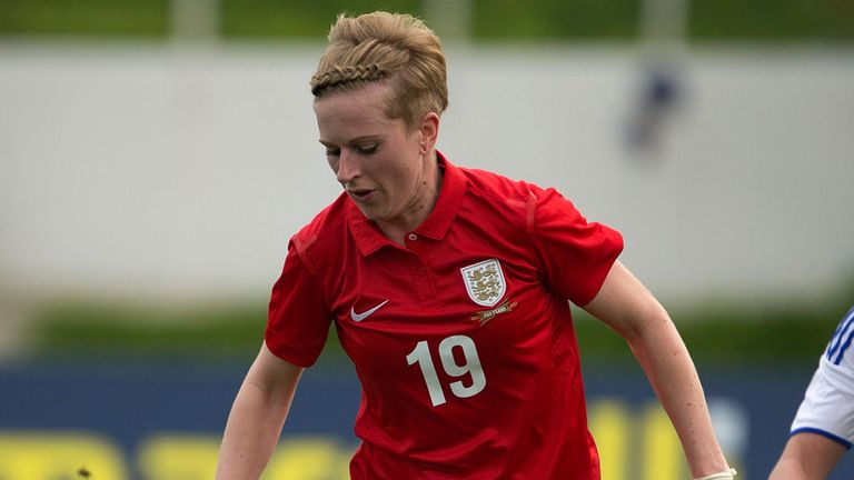 Natasha Dowie: Says Sweden will be tough opposition