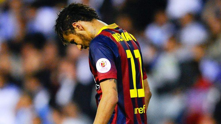 Neymar: Injured the metatarsal in his left foot on Wednesday night