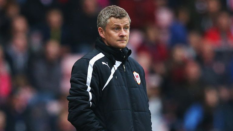 Ole Gunnar Solskjaer: Cardiff manager takes the blame for relegation