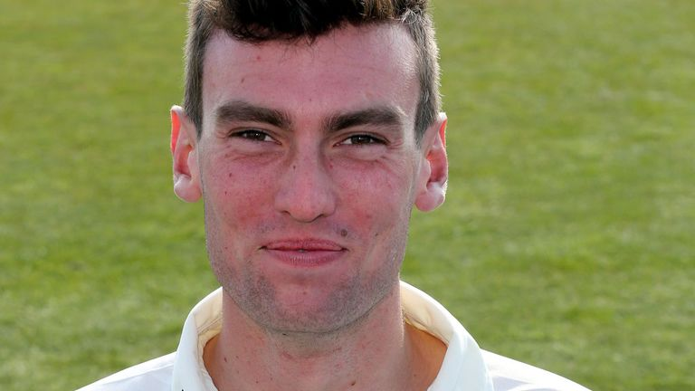Reece Topley is making progress following injury but is still not ready to make his County Championship comeback for Essex