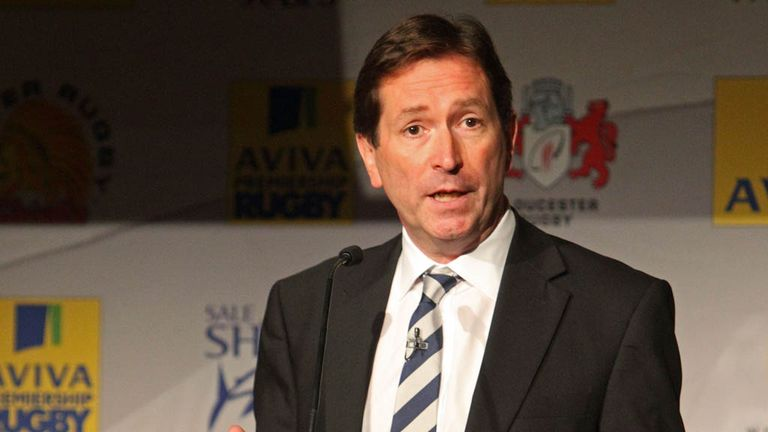 Mark McCafferty: Says the Premiership clubs are working on plans to play games in the US
