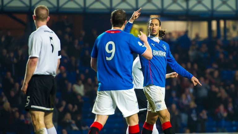 Bilel Mohsni: 12 goals for the season