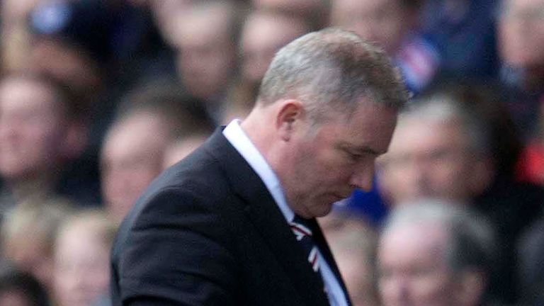 Ally McCoist: Rangers boss hopes he will have more money to spend