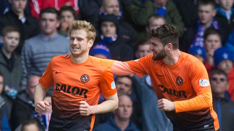 Stuart Armstrong: Target for several English clubs