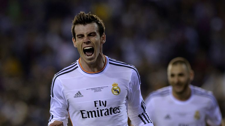 Gareth Bale: The world's most expensive player at Real