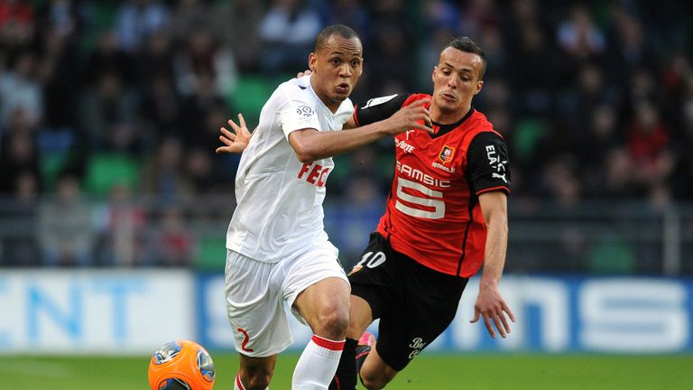 Fabinho charges forward