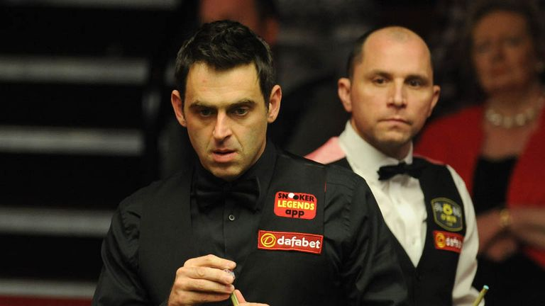 Ronnie O'Sullivan: Timed comeback to perfection to beat Joe Perry
