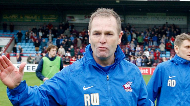 Russ Wilcox: Hard work ahead