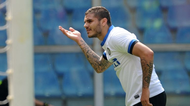Mauro Icardi: Joins Inter Milan on a permanent deal