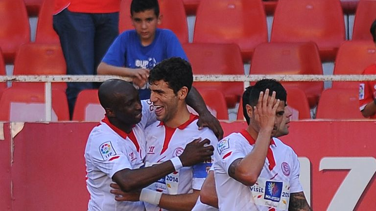Sevilla: In the groove ahead of European clash
